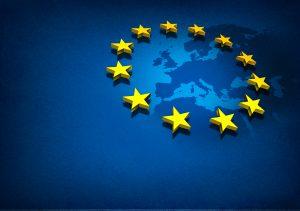 machinery directive - eu flag