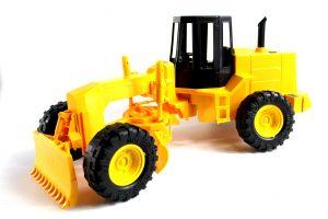 heavy plant machinery toy